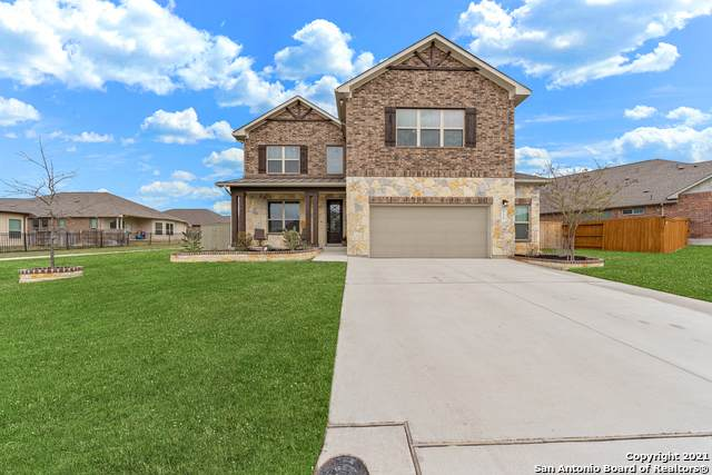 717 Silver Fox, Cibolo, TX 78108 (MLS #1525879) :: 2Halls Property Team | Berkshire Hathaway HomeServices PenFed Realty