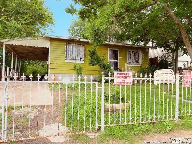515 S Palmetto, San Antonio, TX 78203 (MLS #1525900) :: Carolina Garcia Real Estate Group