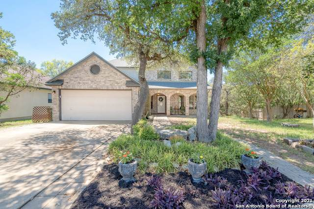 2202 Creekside Bend, San Antonio, TX 78259 (MLS #1525906) :: 2Halls Property Team | Berkshire Hathaway HomeServices PenFed Realty