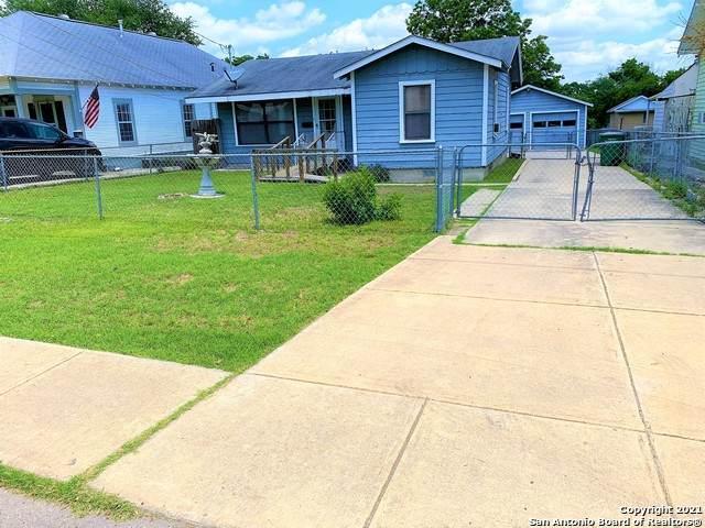 405 E Hart Ave, San Antonio, TX 78214 (MLS #1525939) :: The Rise Property Group