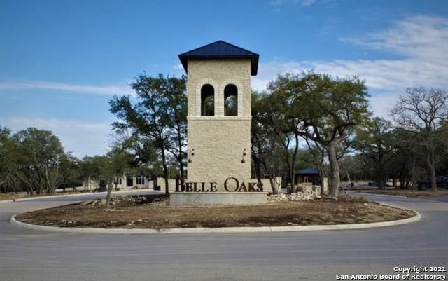 LOT 40, BLOCK 7 High Gate, Bulverde, TX 78163 (MLS #1525975) :: The Rise Property Group