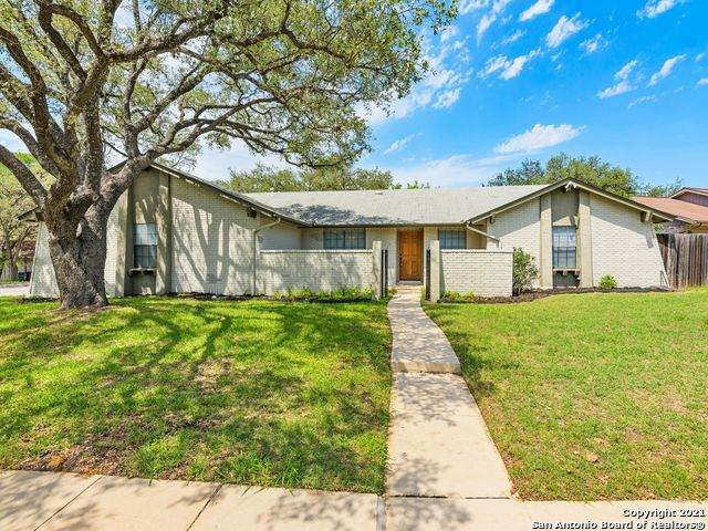 2411 Rockaway Ln, San Antonio, TX 78232 (MLS #1525978) :: The Rise Property Group