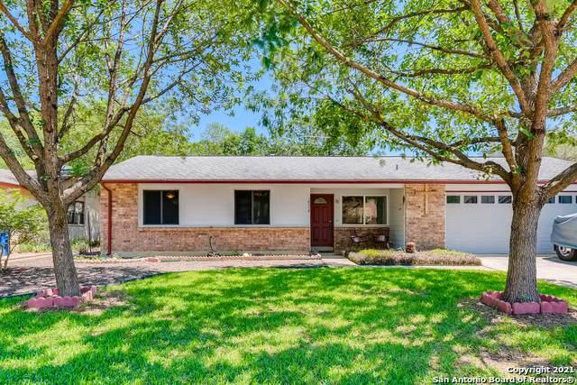 14314 Modesta Pl, San Antonio, TX 78247 (MLS #1526006) :: The Rise Property Group
