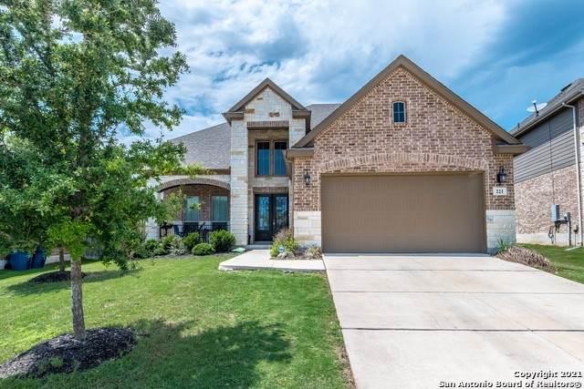 221 Calera Cove, Cibolo, TX 78108 (MLS #1526009) :: Williams Realty & Ranches, LLC