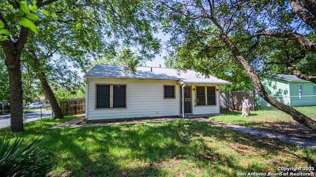 254 Mcdougal Ave, San Antonio, TX 78223 (MLS #1526033) :: The Rise Property Group