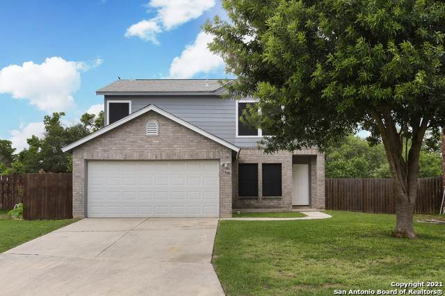 11521 Rabbit Spgs, San Antonio, TX 78245 (MLS #1526072) :: Beth Ann Falcon Real Estate