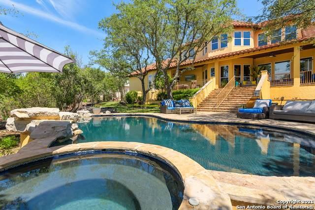 45 Champion Trail, San Antonio, TX 78258 (MLS #1526103) :: 2Halls Property Team | Berkshire Hathaway HomeServices PenFed Realty