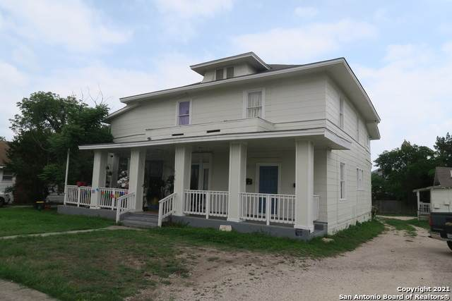 706 Hammond Ave, San Antonio, TX 78210 (MLS #1526194) :: Tom White Group