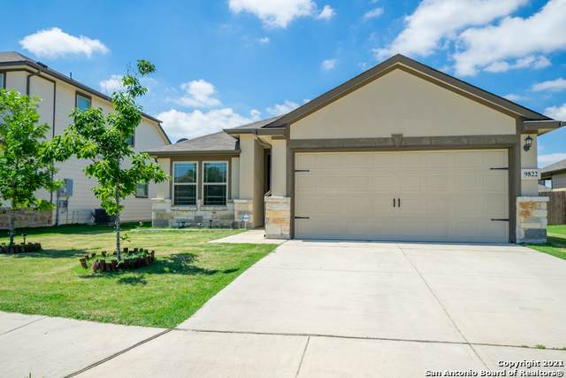 9822 Red Iron Creek, Converse, TX 78109 (MLS #1526309) :: 2Halls Property Team | Berkshire Hathaway HomeServices PenFed Realty
