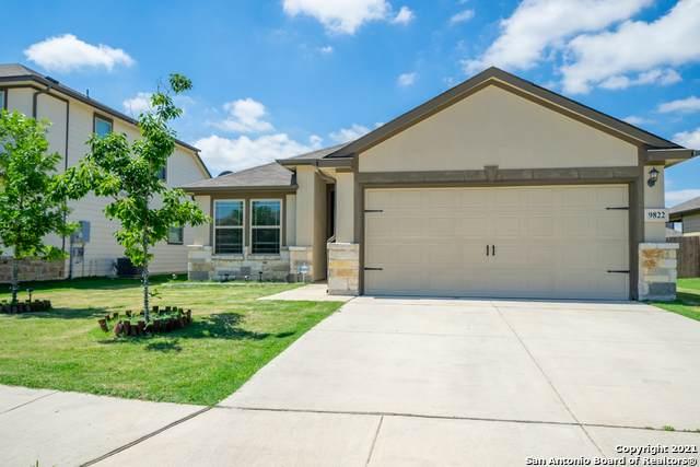 9822 Red Iron Creek, Converse, TX 78109 (MLS #1526309) :: BHGRE HomeCity San Antonio