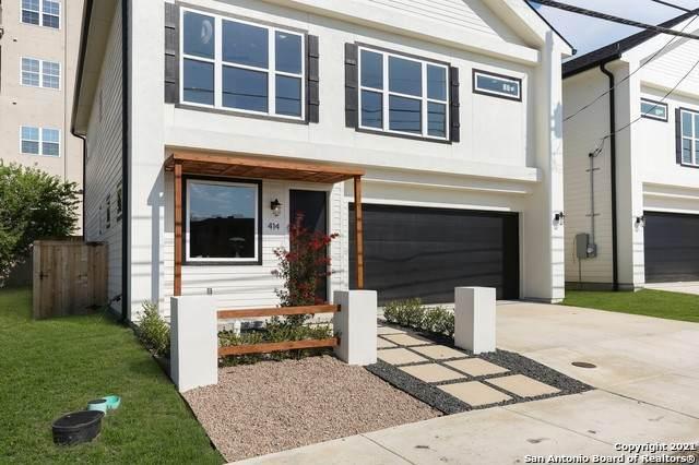 414 Everest Ave, San Antonio, TX 78209 (MLS #1526345) :: EXP Realty