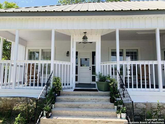 107 State Park Road 23, Blanco, TX 78606 (MLS #1526357) :: Exquisite Properties, LLC