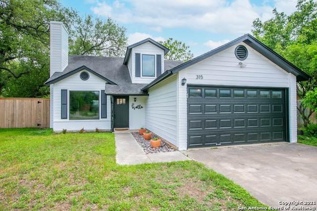 315 Deer Creek Dr, Boerne, TX 78006 (MLS #1526361) :: 2Halls Property Team | Berkshire Hathaway HomeServices PenFed Realty