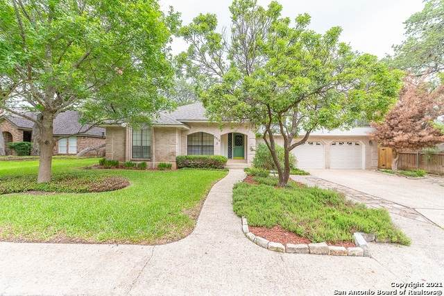 3515 Hunters Dew St, San Antonio, TX 78230 (MLS #1526427) :: 2Halls Property Team | Berkshire Hathaway HomeServices PenFed Realty