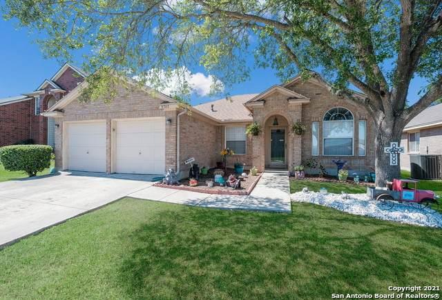 9707 Copperway, Converse, TX 78109 (MLS #1526428) :: Keller Williams Heritage