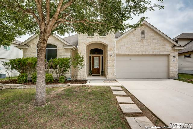 431 Redbird Song, San Antonio, TX 78253 (#1526432) :: The Perry Henderson Group at Berkshire Hathaway Texas Realty