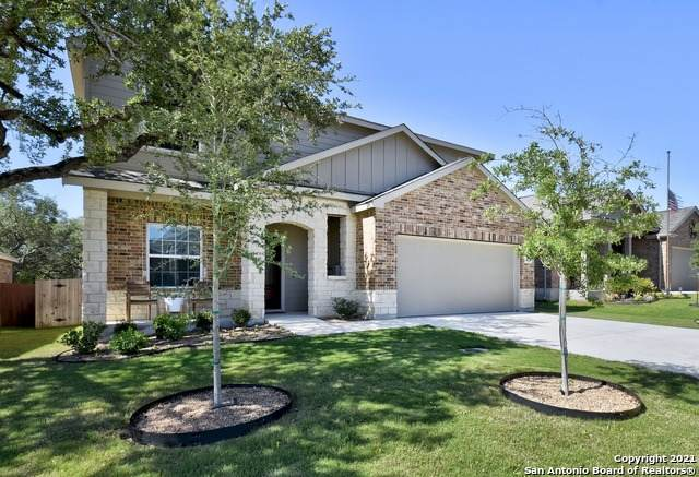 5126 Blue Ivy, Bulverde, TX 78163 (MLS #1526437) :: Keller Williams Heritage