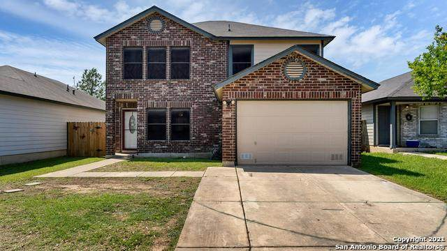 2315 Laden Meadows, San Antonio, TX 78245 (MLS #1526467) :: Keller Williams Heritage
