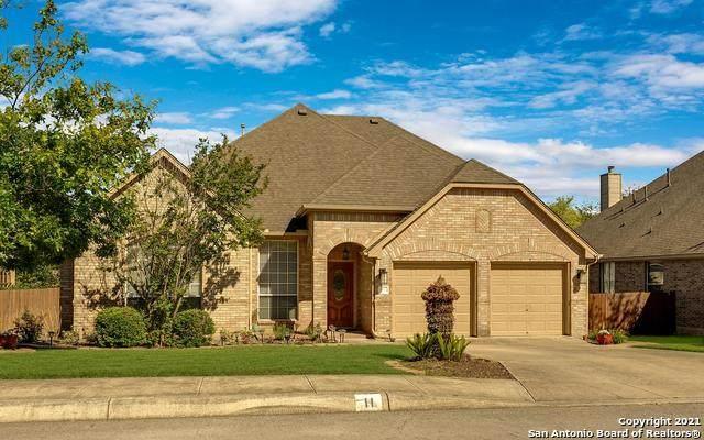 11 Sable Heights, San Antonio, TX 78258 (MLS #1526496) :: Keller Williams Heritage