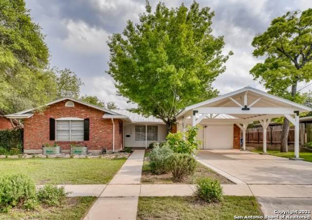 706 Barchester Dr, San Antonio, TX 78216 (MLS #1526497) :: 2Halls Property Team | Berkshire Hathaway HomeServices PenFed Realty