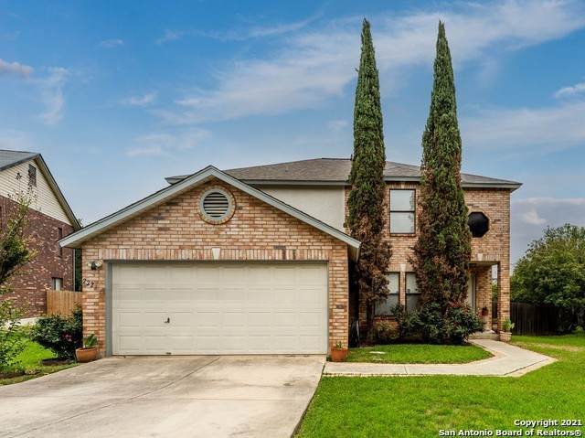 2223 Indian Meadows Dr, San Antonio, TX 78230 (#1526510) :: The Perry Henderson Group at Berkshire Hathaway Texas Realty