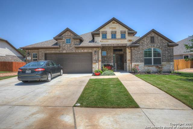 599 Mission Hill Run, New Braunfels, TX 78132 (MLS #1526535) :: 2Halls Property Team | Berkshire Hathaway HomeServices PenFed Realty