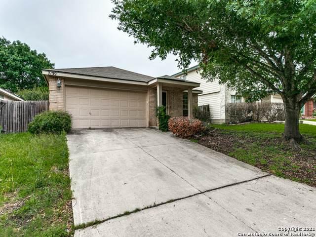 7139 Still Hollow Dr, San Antonio, TX 78244 (MLS #1526537) :: Keller Williams Heritage
