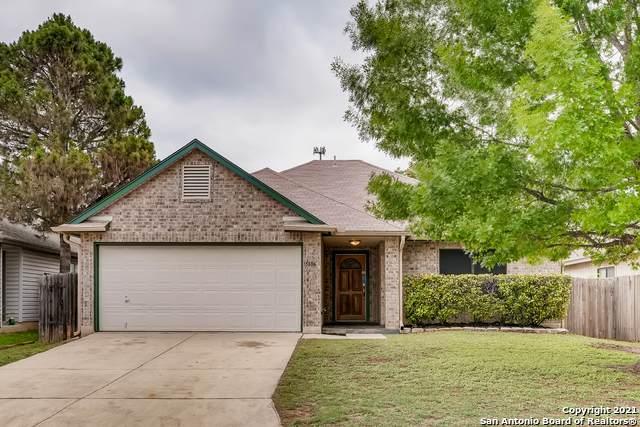 5106 Kayla Brook, San Antonio, TX 78251 (MLS #1526538) :: Beth Ann Falcon Real Estate