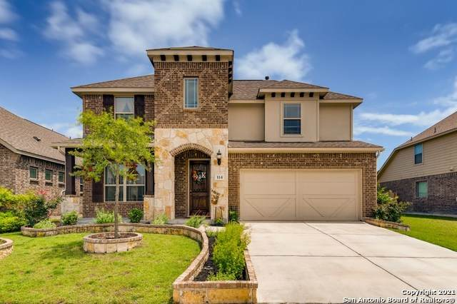 114 Gage Dr, Boerne, TX 78006 (MLS #1526553) :: Exquisite Properties, LLC