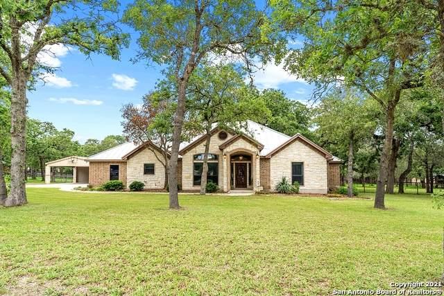 113 Legacy Oaks, La Vernia, TX 78121 (MLS #1526566) :: Exquisite Properties, LLC