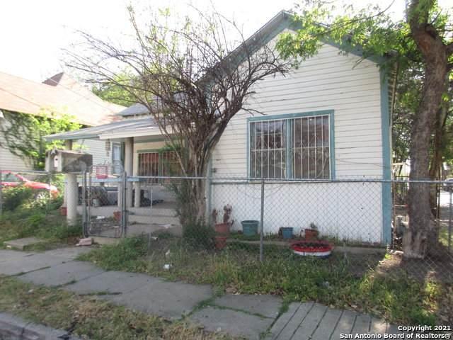 418 Spofford  Ave, San Antonio, TX 78208 (MLS #1526615) :: Bexar Team