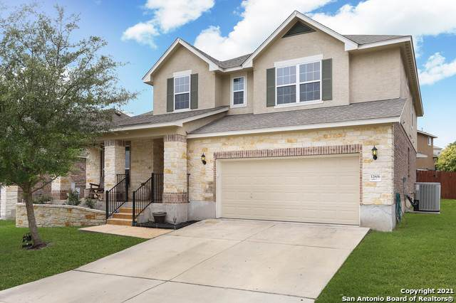 12806 Coal Mine Rise, San Antonio, TX 78245 (#1526645) :: The Perry Henderson Group at Berkshire Hathaway Texas Realty