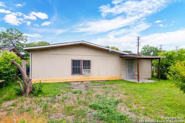 1302 Wagner Ave, San Antonio, TX 78211 (MLS #1526694) :: Keller Williams Heritage