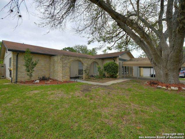 15010 Breezy Bend Dr, San Antonio, TX 78217 (MLS #1526712) :: The Glover Homes & Land Group