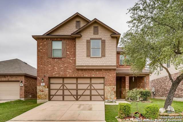 843 Spello Cir, San Antonio, TX 78253 (MLS #1526715) :: Keller Williams Heritage