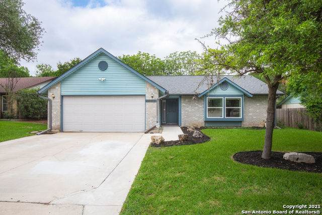13906 Chisom Creek St, San Antonio, TX 78249 (#1526722) :: The Perry Henderson Group at Berkshire Hathaway Texas Realty