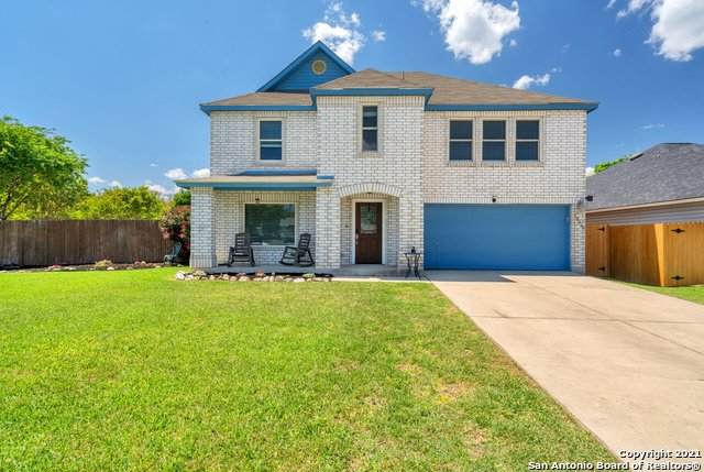 12003 Legend Trail, Helotes, TX 78023 (MLS #1526745) :: The Mullen Group | RE/MAX Access