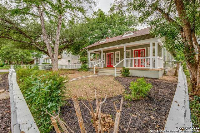 237 Normandy Ave, San Antonio, TX 78209 (#1526840) :: The Perry Henderson Group at Berkshire Hathaway Texas Realty