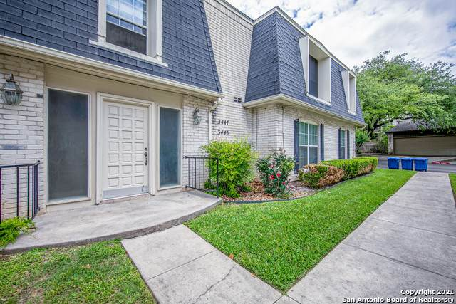 3445 Turtle Village St #96, San Antonio, TX 78230 (MLS #1526847) :: The Mullen Group | RE/MAX Access