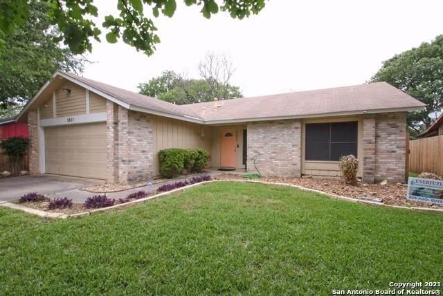 5807 Brambletree St, San Antonio, TX 78247 (MLS #1526855) :: Concierge Realty of SA