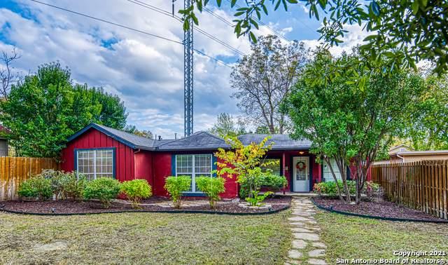608 W Hollywood Ave, San Antonio, TX 78212 (MLS #1526891) :: The Castillo Group