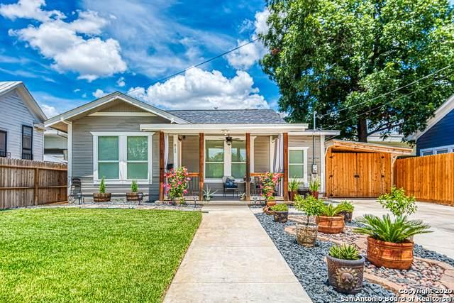 815 E Quincy St, San Antonio, TX 78215 (MLS #1526898) :: 2Halls Property Team | Berkshire Hathaway HomeServices PenFed Realty