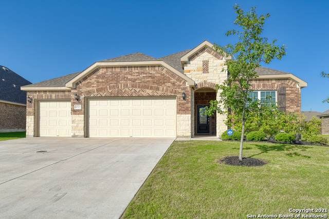 652 Ridgemeadow Dr, New Braunfels, TX 78130 (#1526901) :: The Perry Henderson Group at Berkshire Hathaway Texas Realty