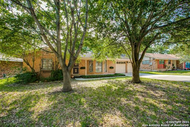 3709 Skyridge Ave, San Antonio, TX 78210 (MLS #1526988) :: The Lugo Group
