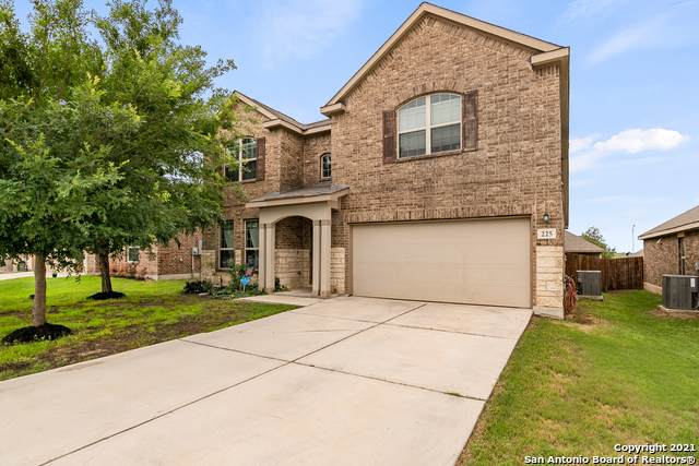 225 Primrose Way, New Braunfels, TX 78132 (#1527014) :: The Perry Henderson Group at Berkshire Hathaway Texas Realty