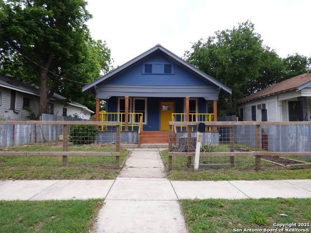 1320 Hays St, San Antonio, TX 78202 (MLS #1527023) :: The Castillo Group