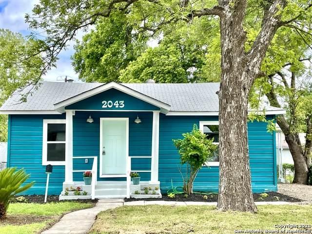2043 Hicks Ave, San Antonio, TX 78210 (MLS #1527026) :: Keller Williams Heritage