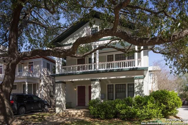 121 W Woodlawn Ave, San Antonio, TX 78212 (MLS #1527036) :: Keller Williams Heritage