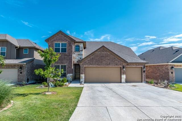 26 Mariposa Pkwy W, Boerne, TX 78006 (#1527049) :: The Perry Henderson Group at Berkshire Hathaway Texas Realty
