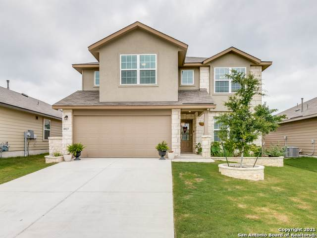 8927 Taylor Grove, San Antonio, TX 78254 (MLS #1527059) :: 2Halls Property Team | Berkshire Hathaway HomeServices PenFed Realty